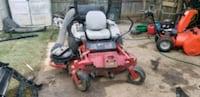 red and black zero turn mower Silver Spring, 20910
