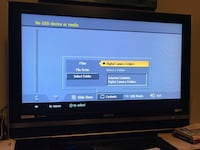 Old school Sony HD TV, works. Good for a man cave or kids room , 36 inch Houston, 77002