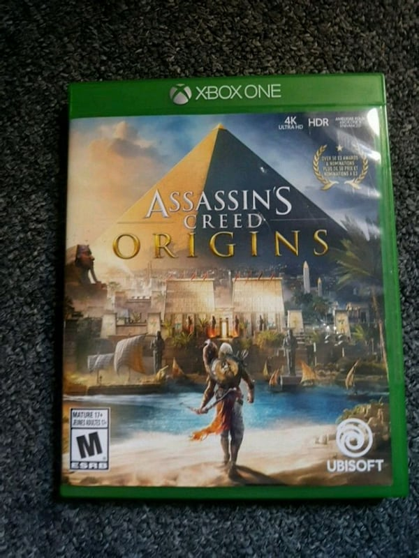 assassins creed origins  0