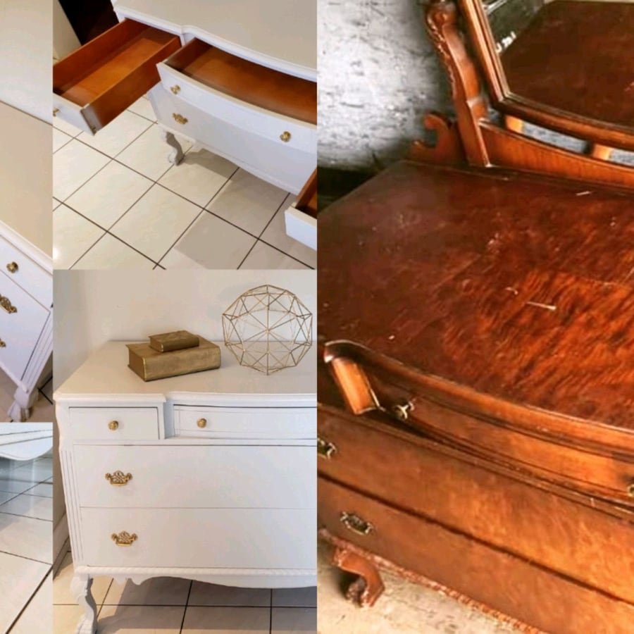 We refinish your old furniture GET A QUOTE NOW