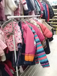 Winter Coats and Jackets for Toddler Girls Sizes 2T-6 Toronto