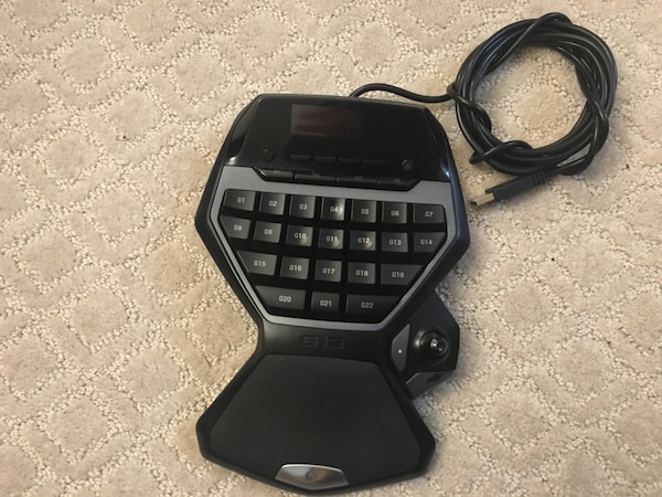 325c9cbdbcd Used Logitech G13 Advanced Gameboard for sale in Toronto - letgo