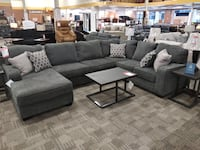 3pc Sectional RHF and LHF Chaise Phoenix