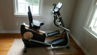 black and gray elliptical trainer Arlington, 22205