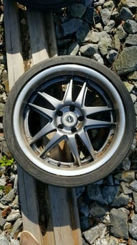 "19"" wheels&tyres package Ås"