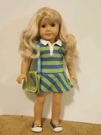 Lanie Holland 2010 Girl of the Year American Girl Doll