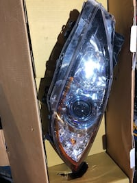Mazda 3 newer model drivers side light  Edmonton, T6W 1Z3