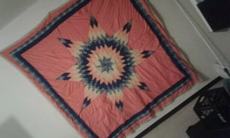 Star blanket open to offers