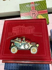 The White House historical association Christmas ornaments collection  Murfreesboro, 37128
