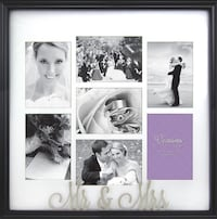Mr & Mrs Collage Frame  MARKHAM
