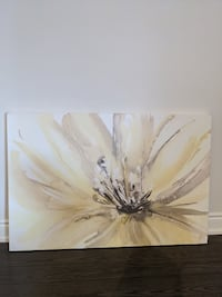 Yellow Flower Painting
