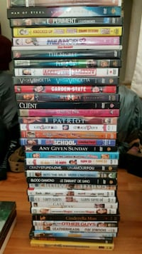 90+ Movie DVDs and TV Series Calgary, T2N 4T3