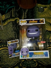 10in Thanos Target exclusive Funko Pop Chicago, 60608