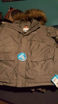 Columbia winter jacket Brand new with tags