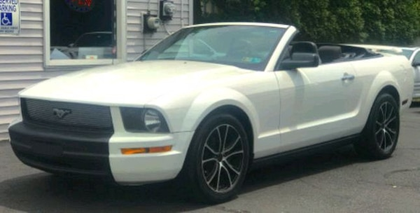 2008 Ford Mustang Convertible Payment Options