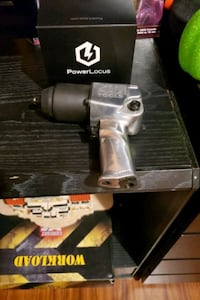 Mag tool 1/2 air wrench