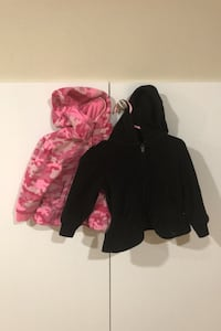 Two jackets size 12months Whitby, L1P 1P1