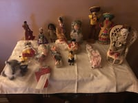 16 Small dolls / figures. mostly vintage Surrey, V3V 7L9