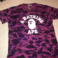 Bape T-shirt  London, N6G 0C8
