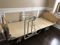 Invacare Carroll Home Hospital Bed London