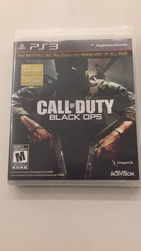 PS3 call of duty Black ops Stoney Creek, L8E
