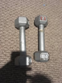 5lb Dumbbell Set Toronto, M1K 4T8