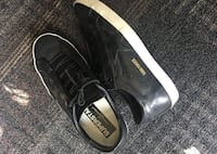 Golden Goose black leather sneakers Vancouver, V6K 1B8