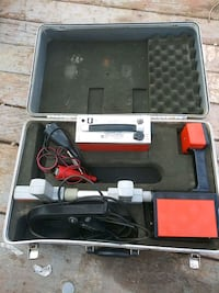 Metrotech 810 cable and pipe locator 1456 mi