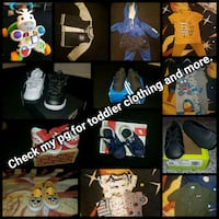 Check my pg for toddler clothing and more  Los Angeles, 90047