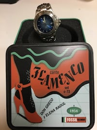 Womens Fossil Watch.  Like new Knoxville, 37931