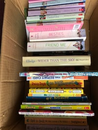 Lots of Books for girls Dollard-des-Ormeaux, H9A 2J9
