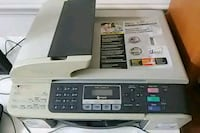 black and gray Brother photocopier machine College Park, 20742