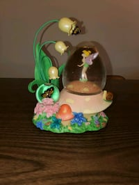 Tinkerbell Double Snow Globe