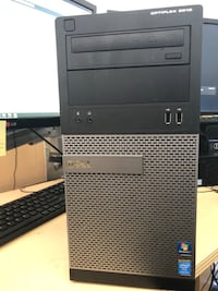 Dell Optiplex 3020 Intel Pentium 4th generation 3.2 GHz 4 GB RAM 500 GB HDD 2x USB 2.0 ports. Windows 10 Pro, Office 2019 Chantilly, 20151