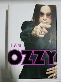 I am Ozzy Ozzy Osbourne biography