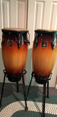 LP Aspire  Hand Made Congos With Stands Millstone Township, 08510