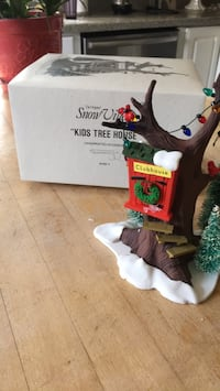Department 56 Kids Tree House Hinsdale, 60521