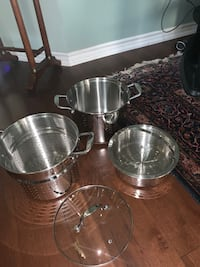 3 piece cooking pot Vaughan, L6A 3A3