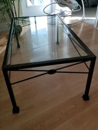 Vintage Glass Coffee Tables set Toronto, M2M 4M7