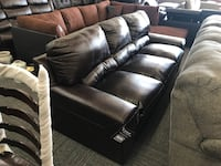 Brand new Faux Leather Simmons Sofa Norfolk, 23502
