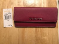 Michael Kors wallet new with tag (authentic) Coquitlam, V3B 0P3