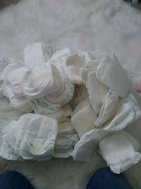 Pampers newborn diapers about 50 of then(never use Peoria, 61607