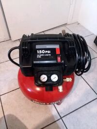 Air compressor 6gallons Portable Cable
