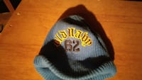 Old Navy 62 Blue toddler size beanie barely worn Wichita, 67216