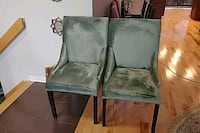Two chairs  Beauharnois, J0S 1J0