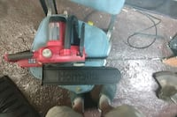 "Homelite 16"" Chainsaw Electrical"