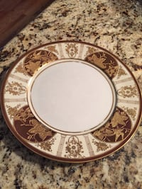 12 hand painted dishes Dunellen, 08812