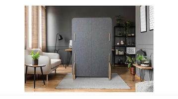 Remote Nation Motil Temporary Modular Furniture Privacy Screen **NEW**