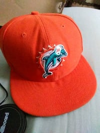 Fitted Miami DOLPHIN cap Jacksonville, 32221