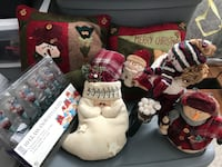Christmas Decor Lot Hagerstown, 21742